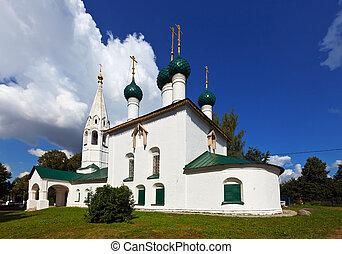 St. Nicholas Church at Yaroslavl - St. Nicholas Church at...