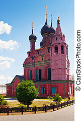 Church of St. Paraskevi in Yaroslavl - Church of St....