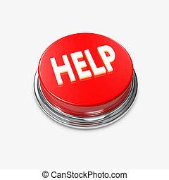 Red Alert Button Help