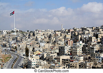 Amman, Jordan - Amman is the capital of the Hashemite...