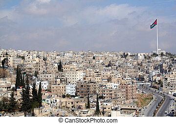 Amman, Jordan - Amman is the capital of the Hashemite...
