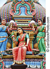 Sri Mariamman Temple Singapore - Sri Mariamman Temple of...