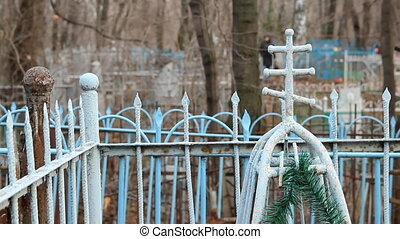 Orthodox Russian Cemetery