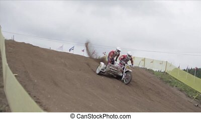 Kivioli Motocross Bikes 2 - KIVILI, ESTONIA - AUGUST 14:...