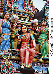 Sri Mariamman Temple Singapore - Sri Mariamman Temple in...
