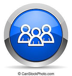 forum icon ,forum icon, people, group, ,icon, button,...