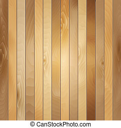 Vector wood texture background - Vector wood board texture...