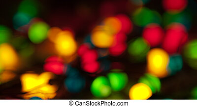christmass blur background - Christmas blur the background...