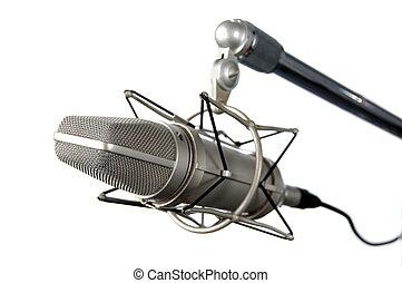 Vintage Microphone - Professional Vintage microphone...