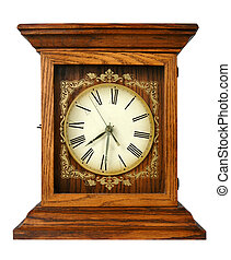 Old Grungy Clock