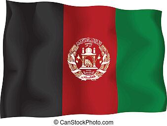 Aghanistan flag