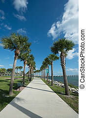 Park in Fort Pierce, Florida