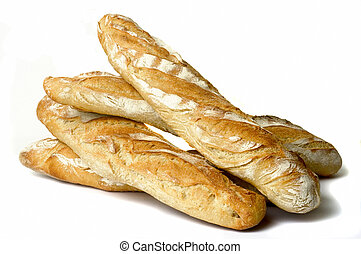 baguettes - French baguettes essential to all the meals
