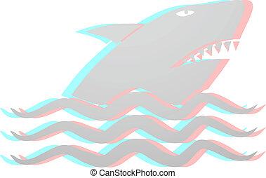 Shark effect