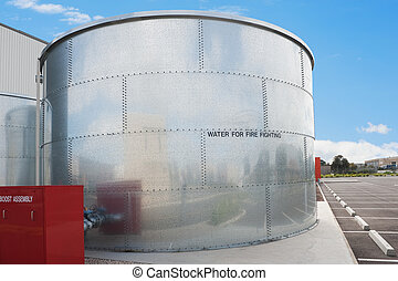 water tank - industrial water tank for fire fighting