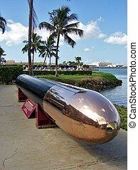 Torpedo at Pearl Harbor