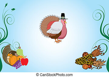 Thanksgiving Background 4