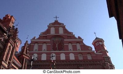 Church St. Francis and Bernardine - Vilnius historical...