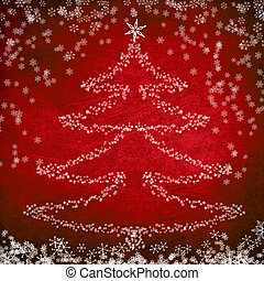 Abstract christmas background.