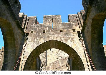 Carcassonne - Murallas de Carcassonne
