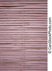 madeira, venezianas
