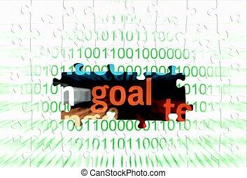 Web  puzzle goal