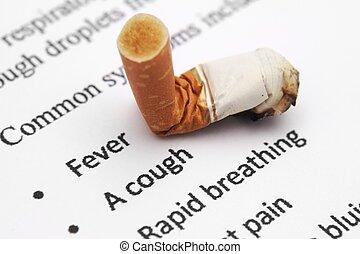 CIgarette danger