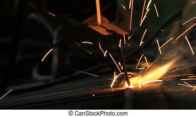 Welder - Electric welder.