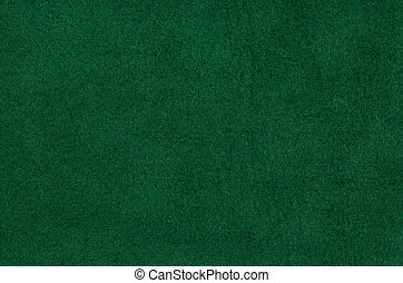 Green suede - Closeup of natural background - green suede.