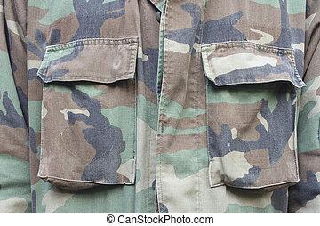 Military pocket