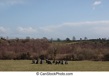 ancient stones 15 - ancient standing stone monuments in...