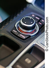 Controller stick of a car - A controller stick of an...