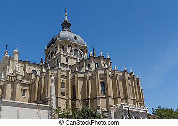 Cathedral of Madrid, Spain