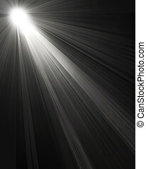 spotlight Black and White Lighting Equipment