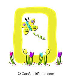 Alphabet Spring has Sprung O