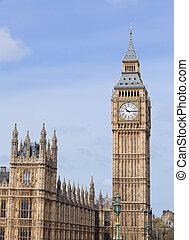 大きい, ベン, ロンドン