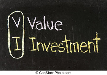 VI VALUE INVESTMENT