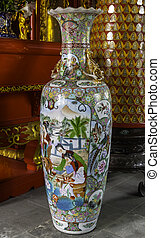 beautiful Chinese porcelain vase