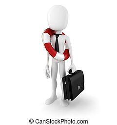 3d man business solutions