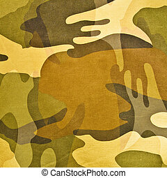 Military texture brown, black, marsh, green colors