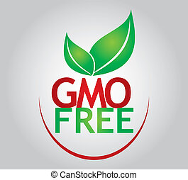 Non genetically modifies plants - agricultural concept