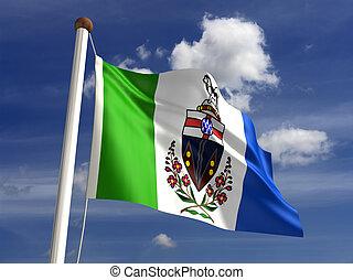 Yukon flag Canada