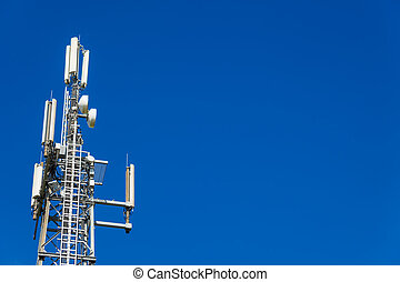 german mobile phone masts