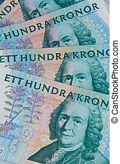 swedish krona. sweden's currency - swedish krona, the...