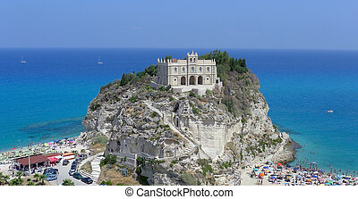 Tropea - Photo of  castle in Tropea, Italy