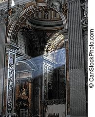 San Pedro. Vatican (Italy)