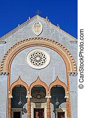 Beautiful church in St Augustine FL