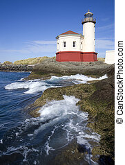 Coquille River Lighthouse - SONY DSC