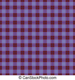 Abstract seamless tartan texture