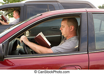 Reading and Driving